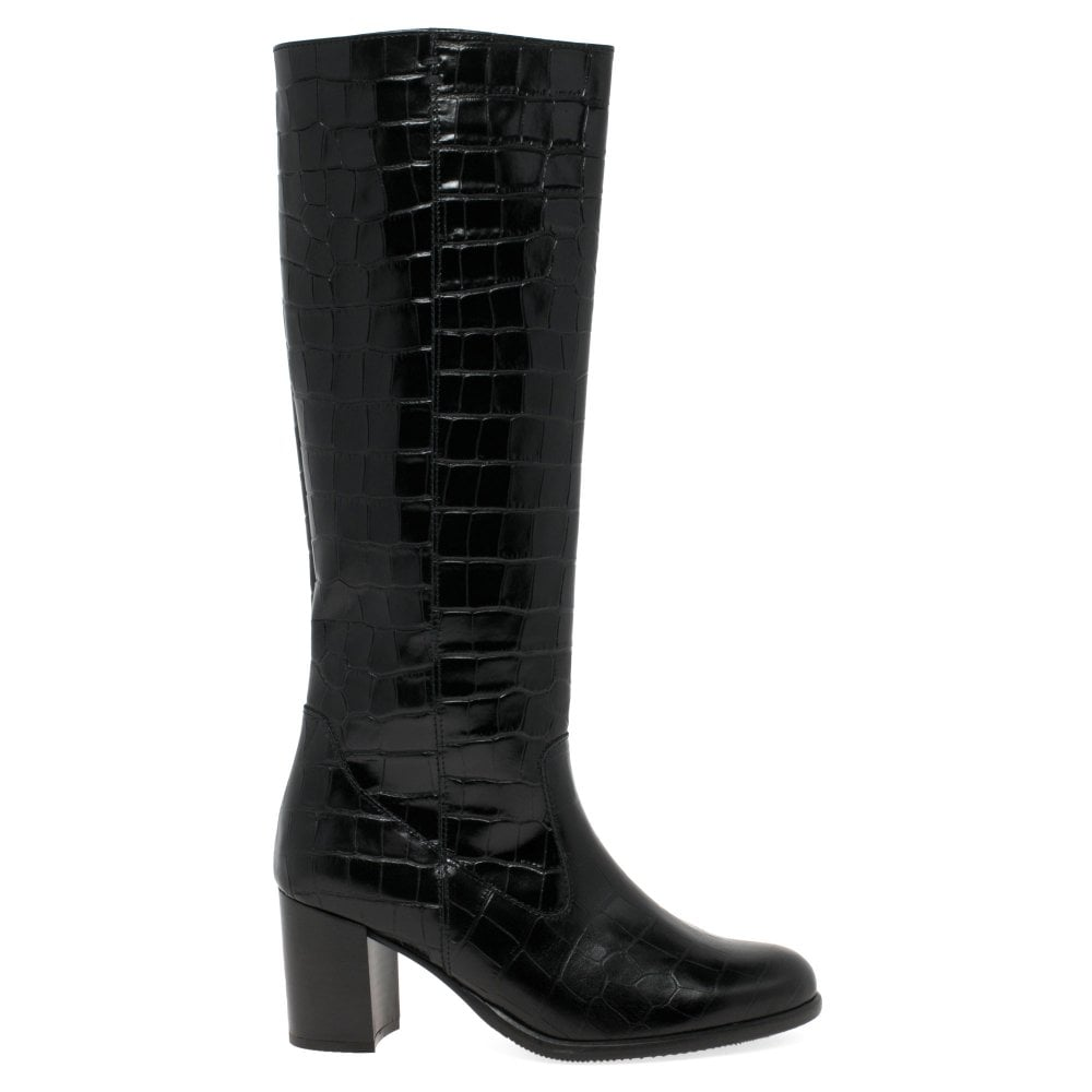 Gabor Libby M Womens Knee High Boots