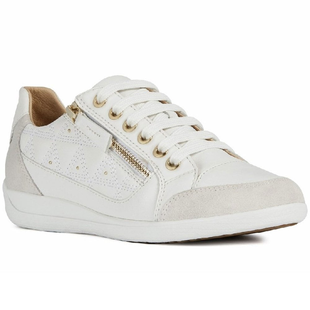 Geox D Myria C Womens Casual Trainers
