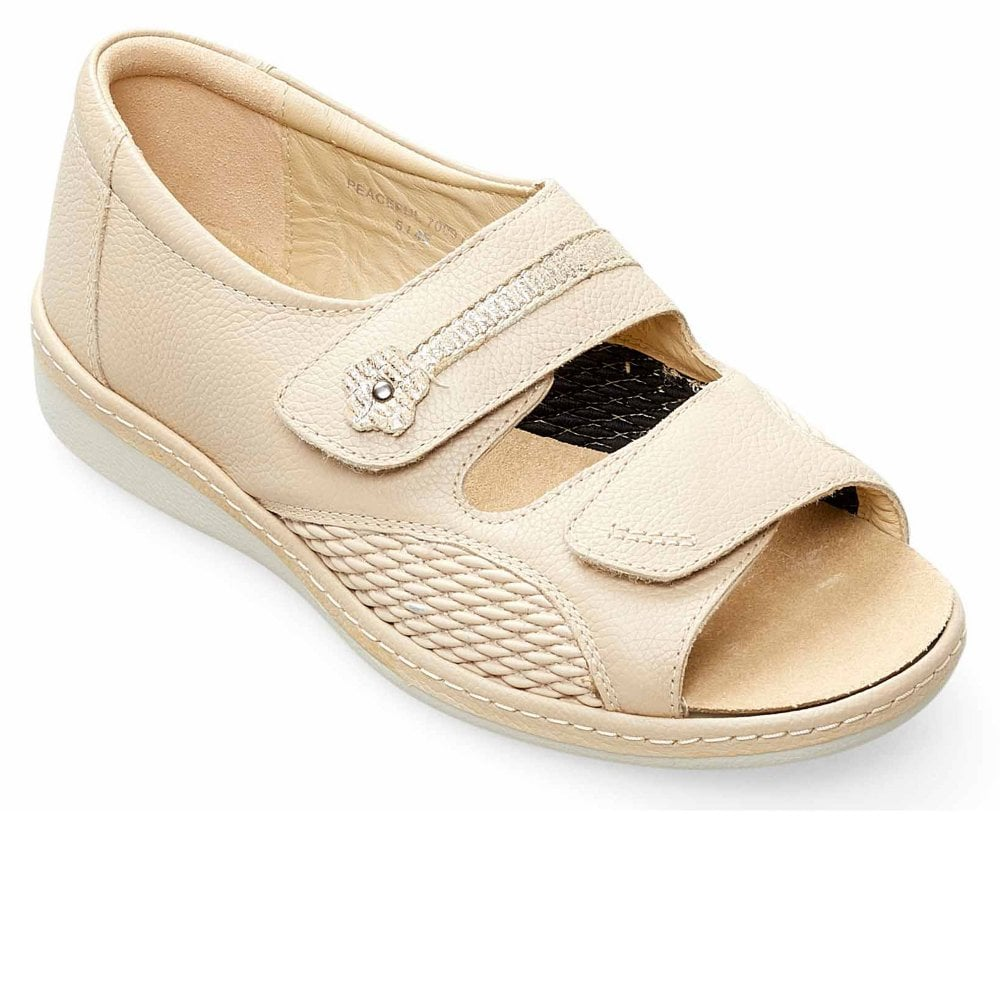 Padders Peaceful Womens Wide Fit