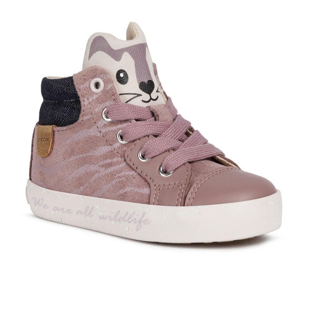 Geox B Kilwi Girls Infant Boots