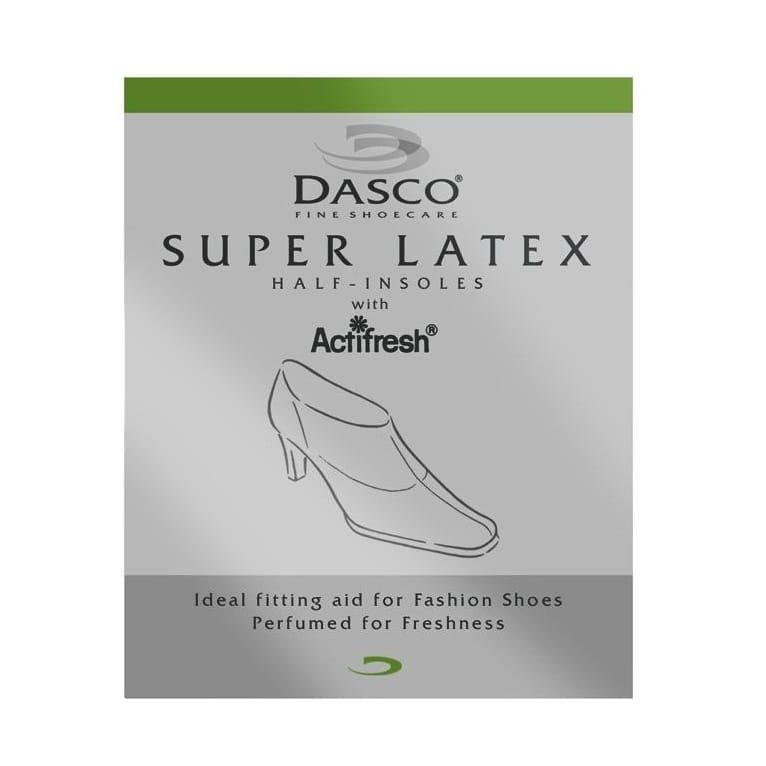 Dasco Latex Half Insole ()