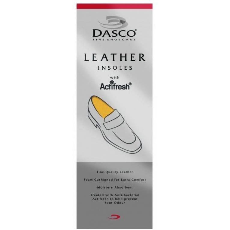 Dasco Mens Full Leather Insole