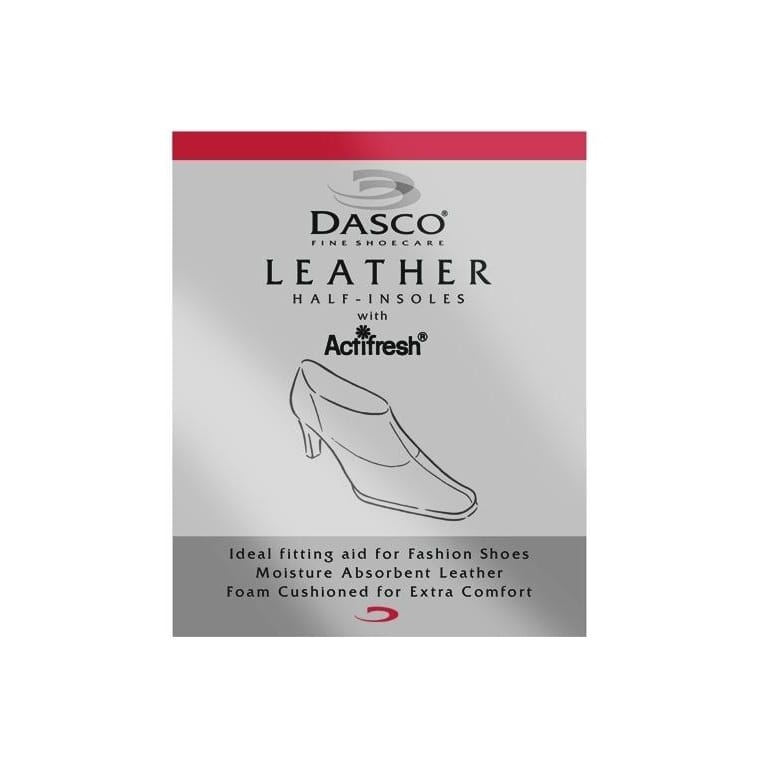 Dasco Leather Half Insoles ()