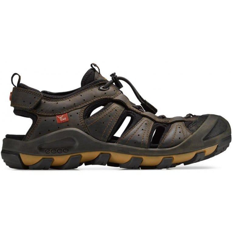 ecco mens walking sandals uk