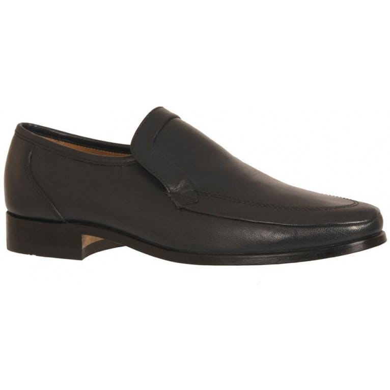 Ankur Baxter Mens Formal Leather Slip-on Shoes