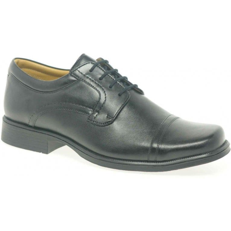 Clarks Hoist Cap Mens Formal Lace Up Shoes