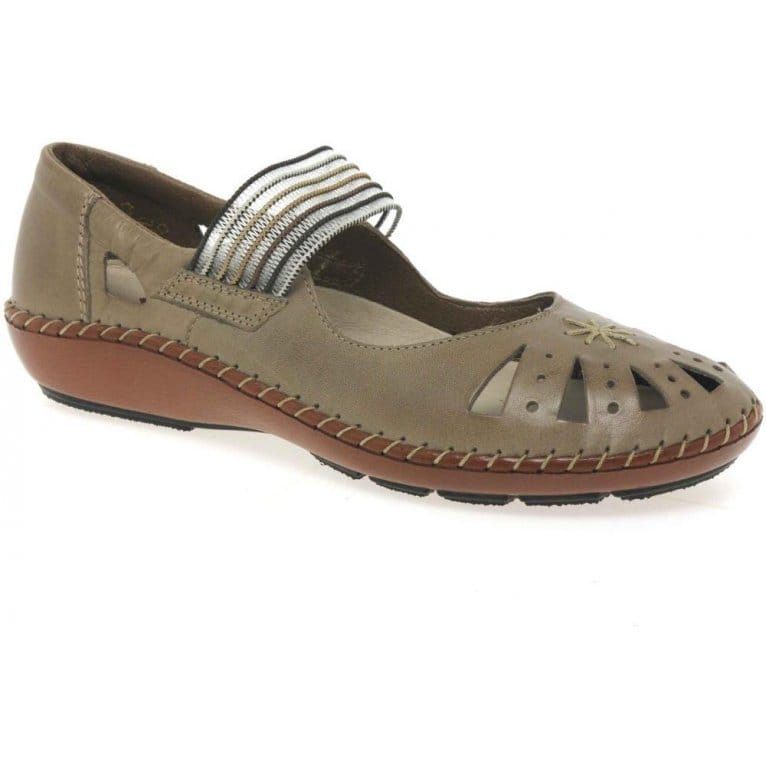 Cindy Mary Jane Casual Womens Shoes