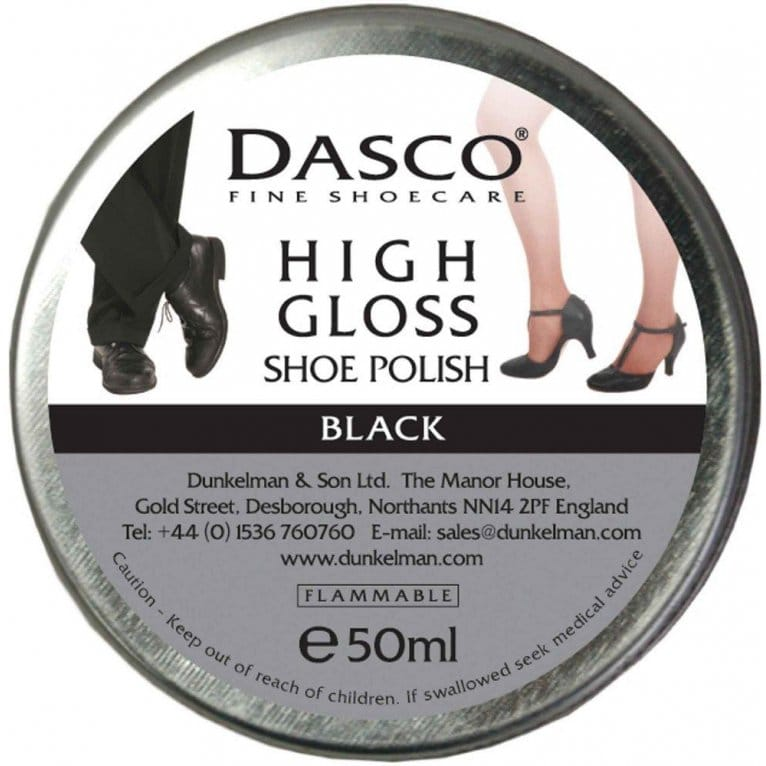 Dasco Wax Shoe Polish