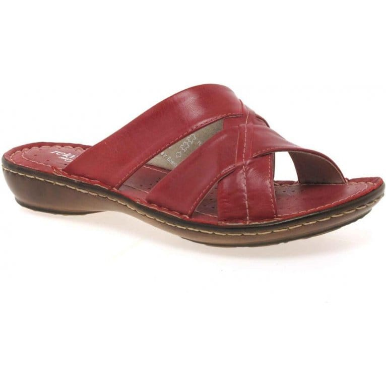 Relax Taylor Womens Casual Mules