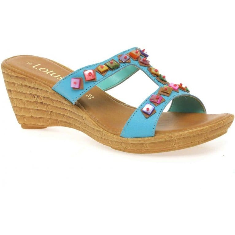 Lotus Comiso Womens Casual Sandals