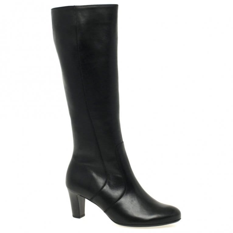 Gabor Maybe S Womens Slim Fitting Long Boot