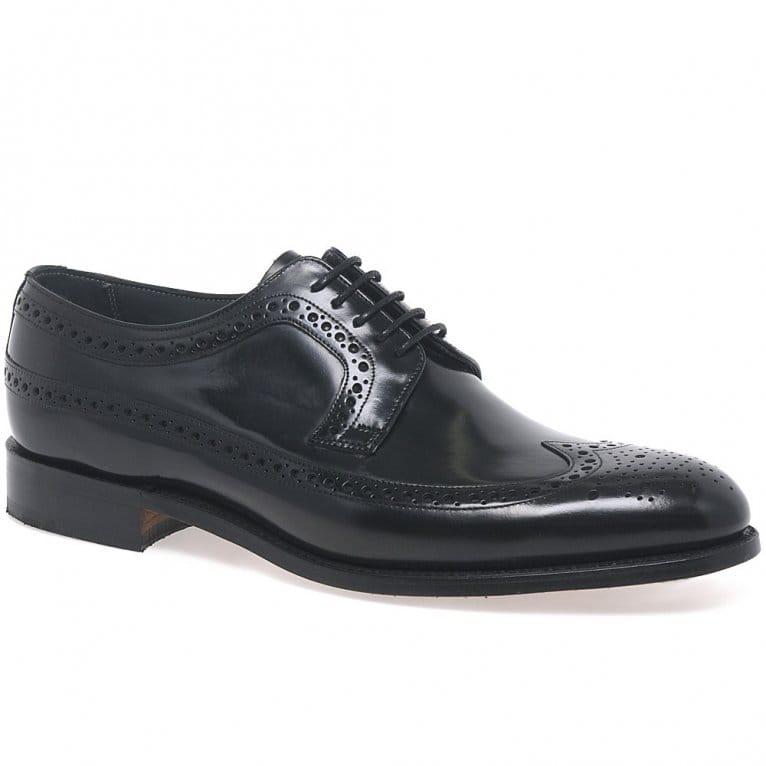 Barker Woodbridge Mens Formal Lace Shoes