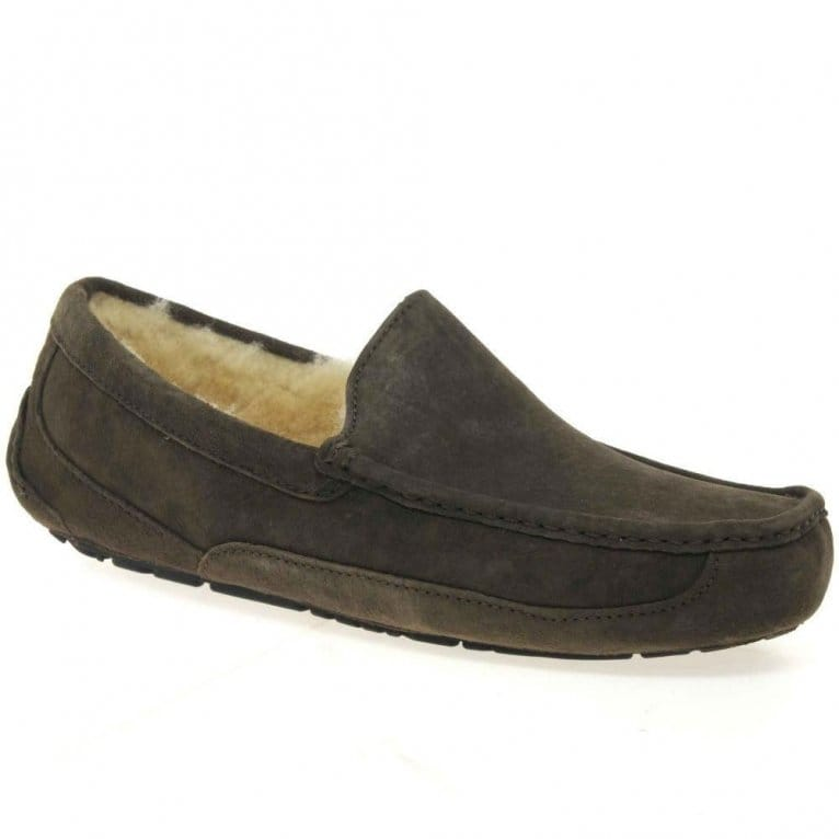 UGG Ascot Mens Sheepskin Slippers