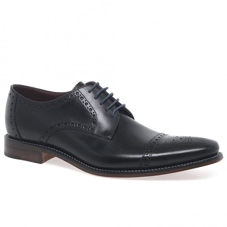 Loake Foley Mens Formal Lace Up Shoes