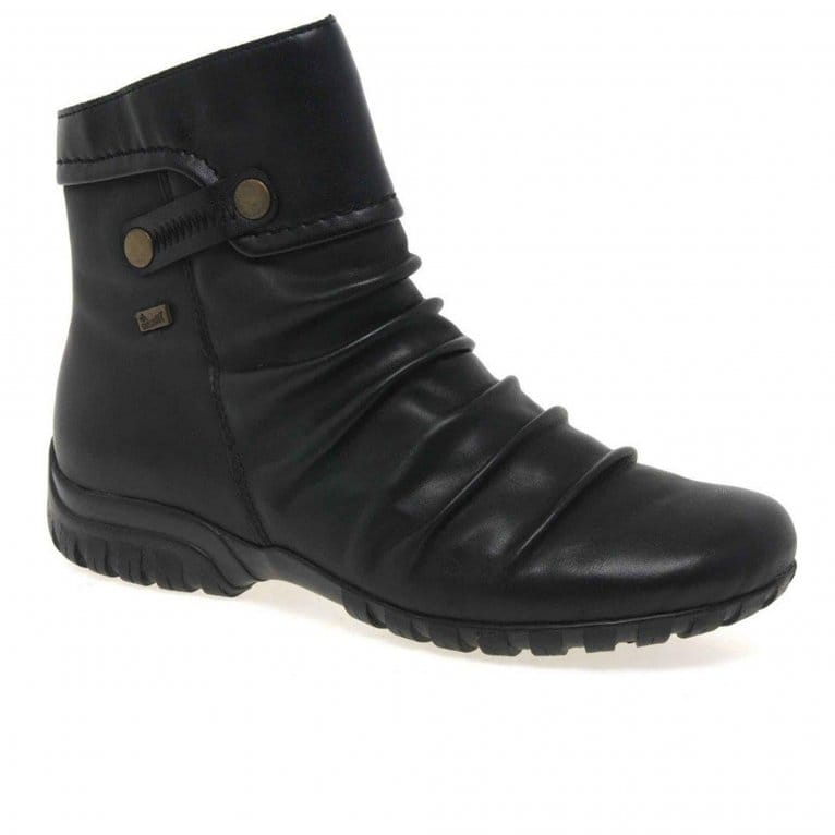 Rieker Minesota Womens Casual Ankle Boots