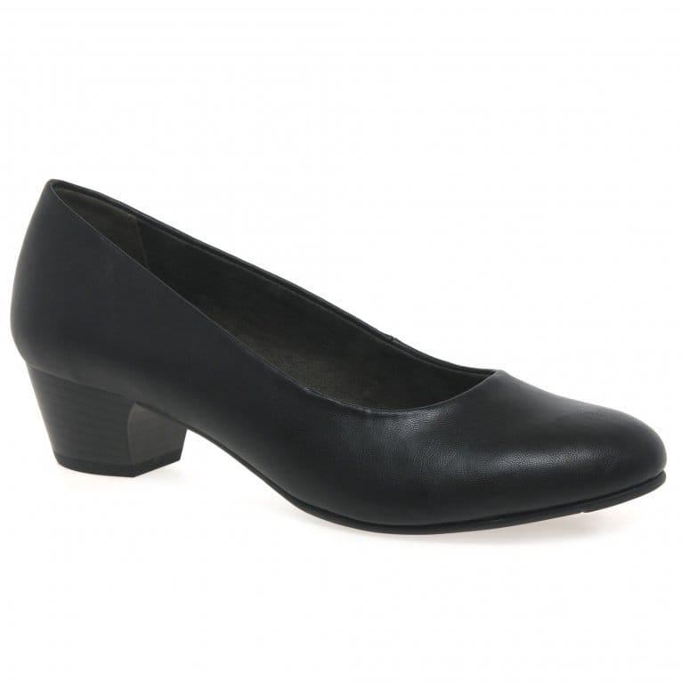 Soft Line (Jana) Texas Womens Round Toe Court Shoes