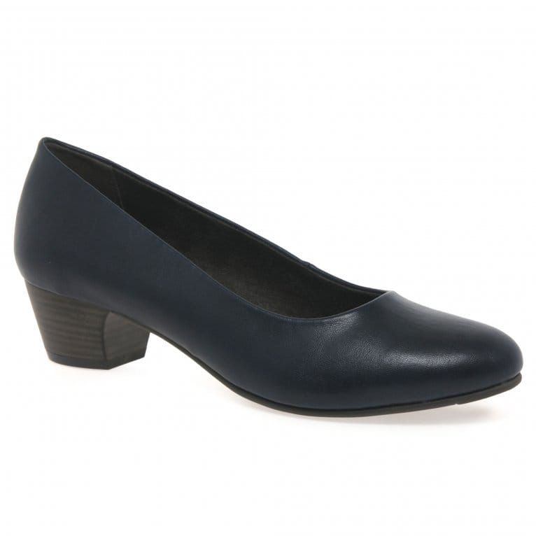 Soft Line (Jana) Texas Womens Round Toe Court Shoes