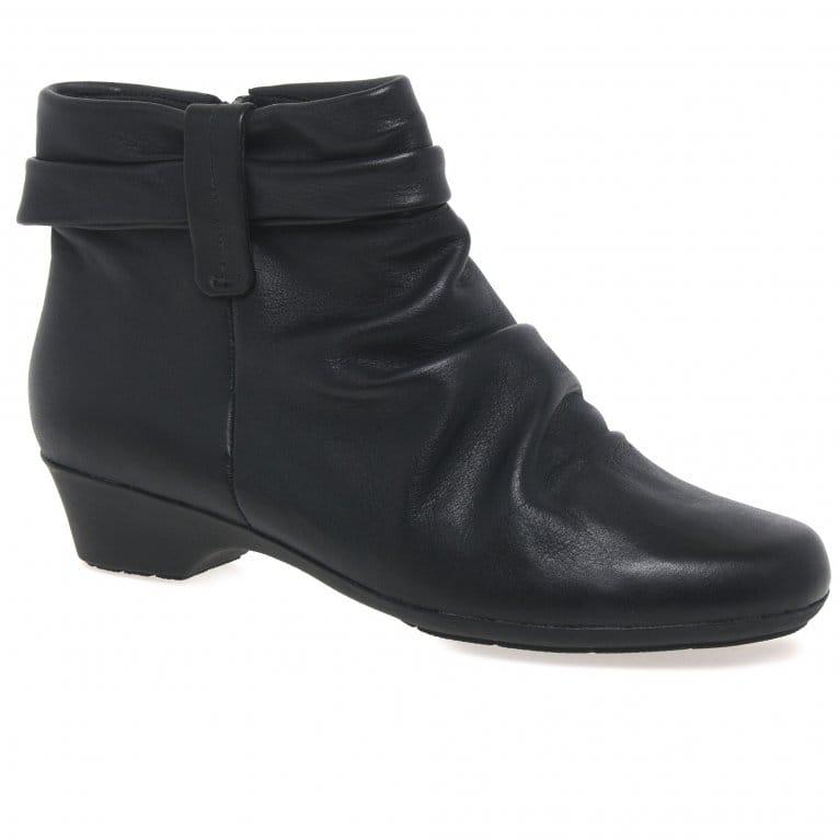 Clarks Matron Ella Womens Ankle Boots