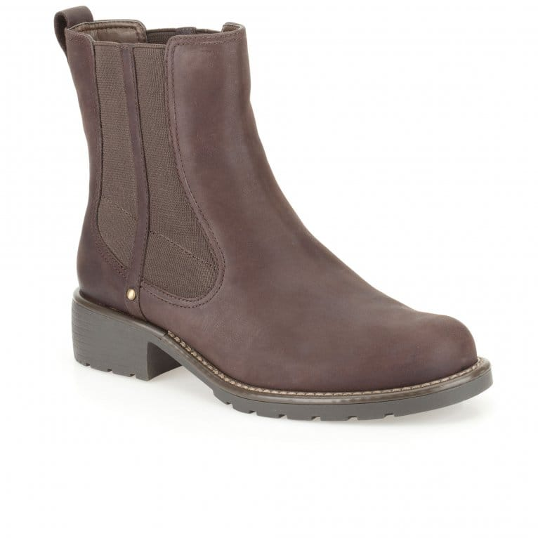 Clarks Orinoco Club Wide Womens Casual Boots