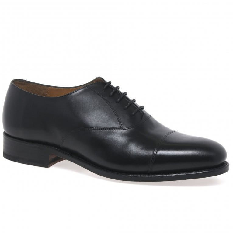 Barker Luton Mens Formal Lace Up Oxford Shoes