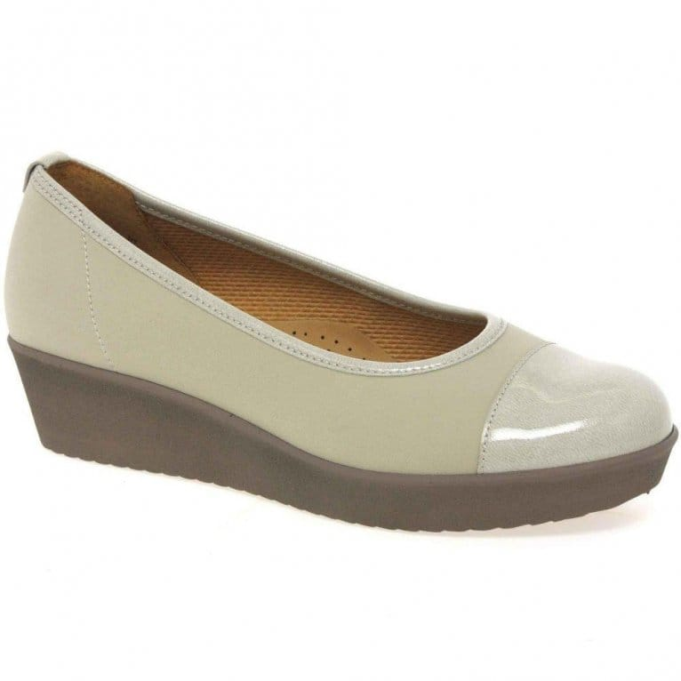 Gabor Orient Womens Wide Fit Casual Shoes