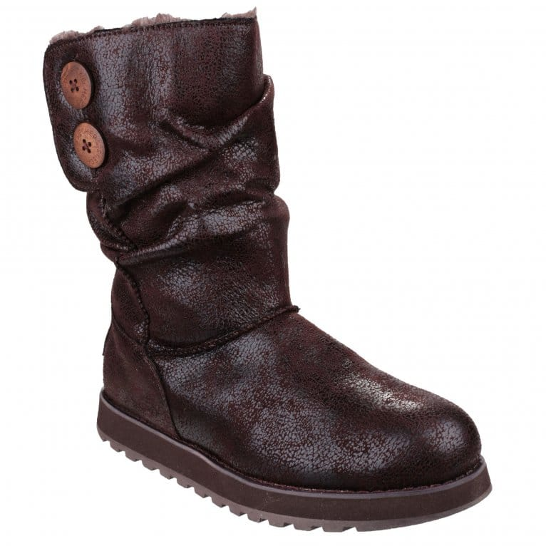 Skechers Keepsakes Esque Womens Boots