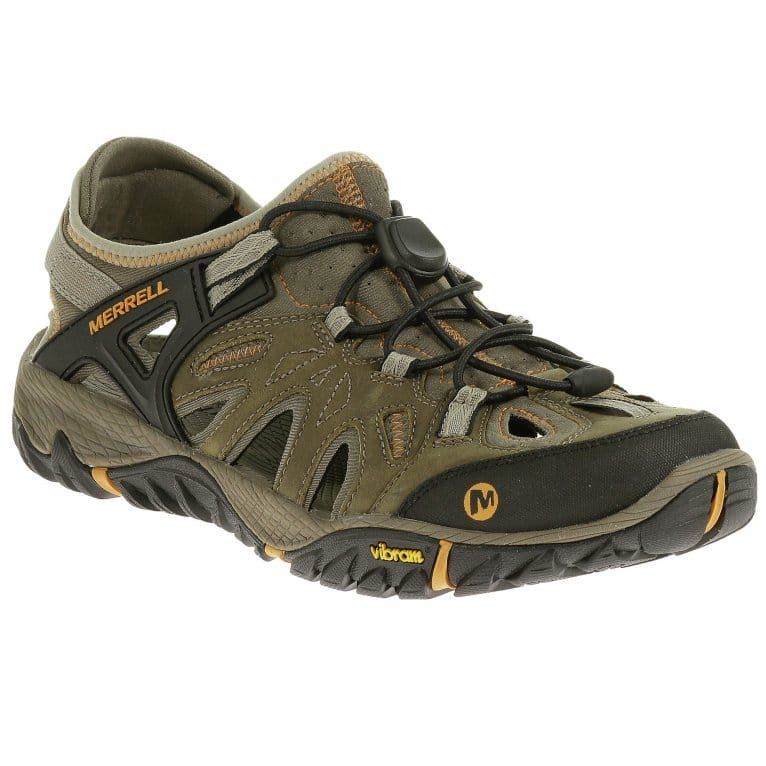 Merrell All Out Blaze Sieve Mens Hiking Shoes