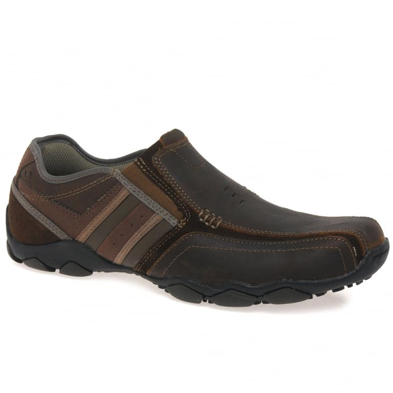 Skechers Zinroy Mens Casual Shoes