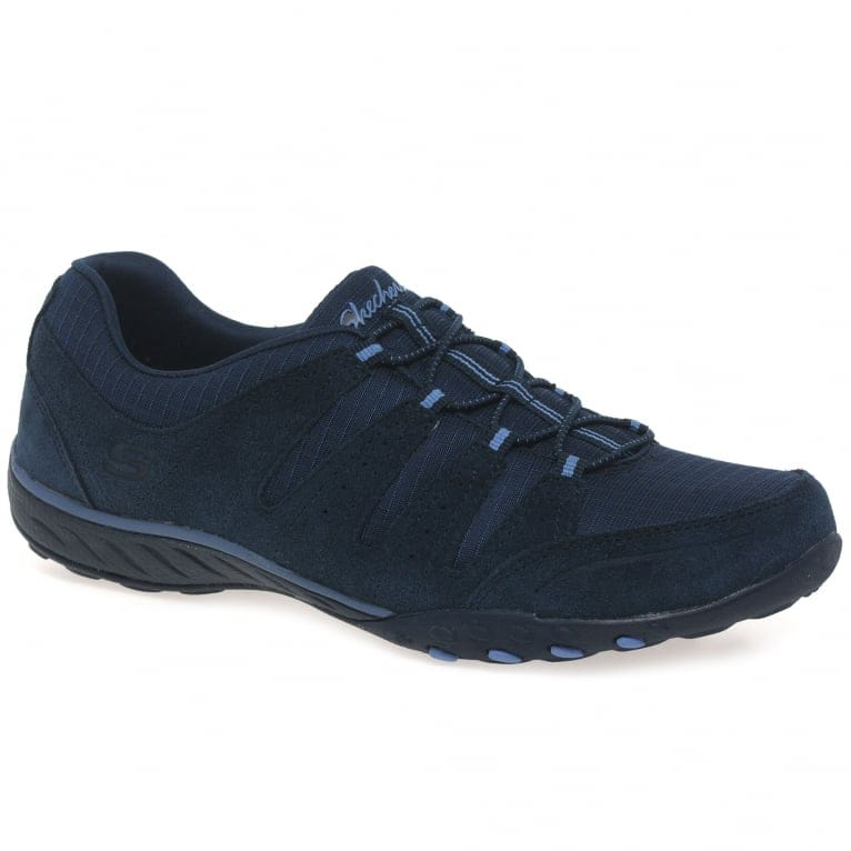 Skechers Breathe Easy Imagine Womens Sports Trainers