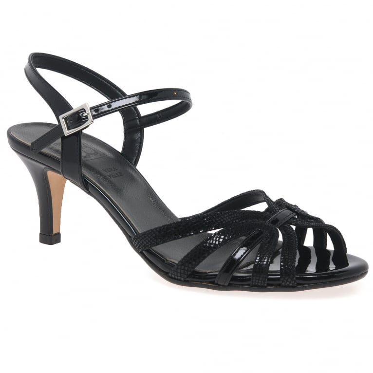HB Polly Womens Strappy Sandals