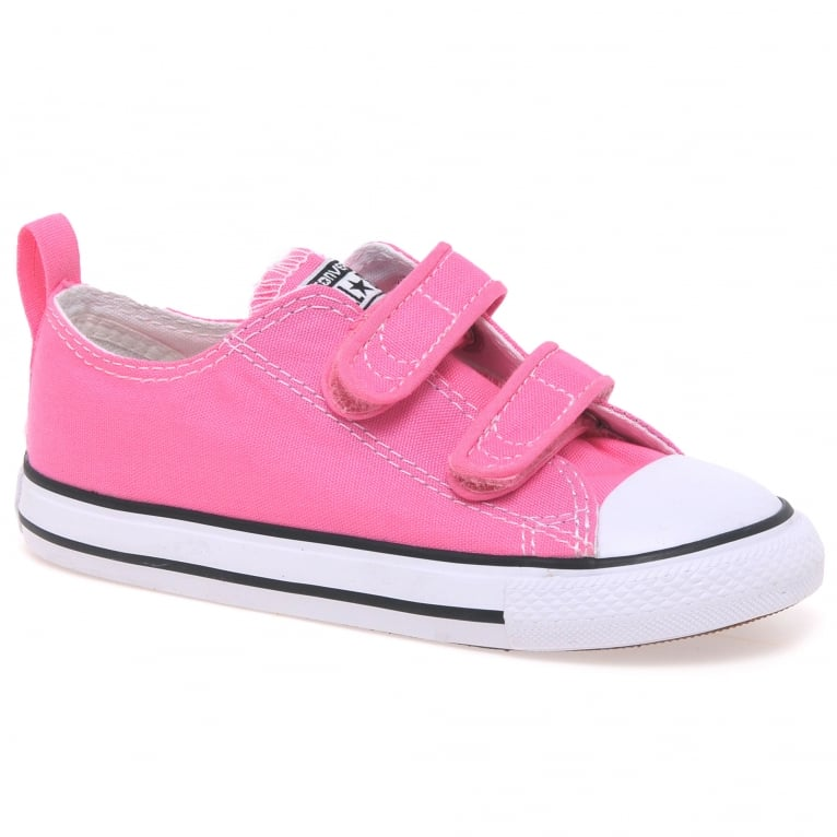 Converse Oxford 2V Girls Infant Canvas Shoes