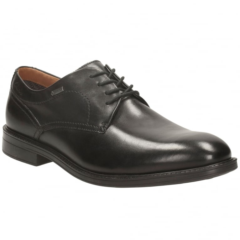 Clarks Chilver Walk GTX Mens Formal Lace Up Shoes