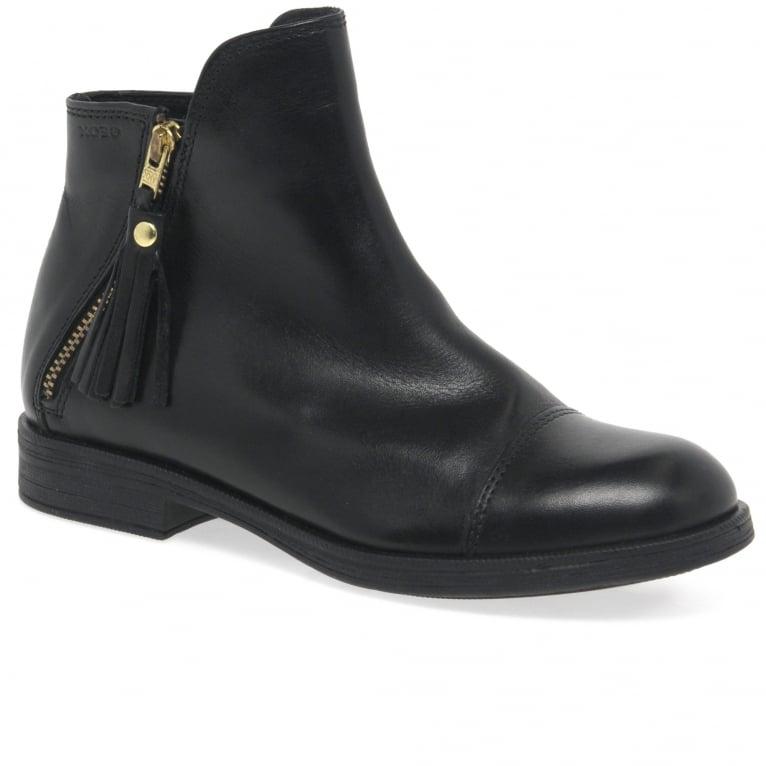 Geox Junior Agata Zip Girls Boots