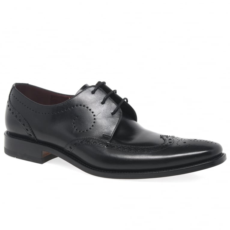Loake Kruger Mens Formal Lace Up Shoes