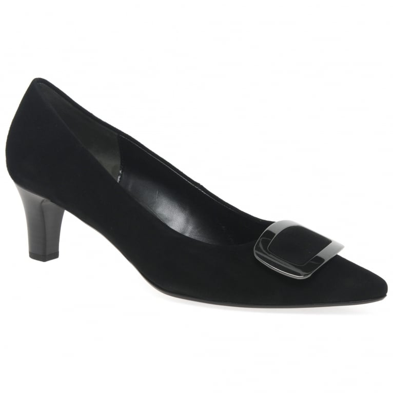 Gabor Dramatic Womens Dress Court Shoes