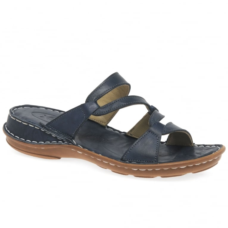 Extrafit Canna Womens Leather Sandals