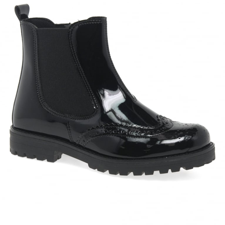Kids at Clinks Assisi Jodhpur Girls Chelsea Boots