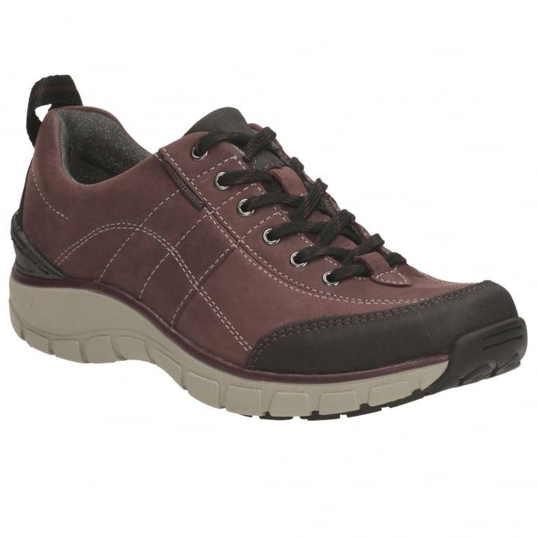 Clarks Wave Roam Womens Walking Shoes