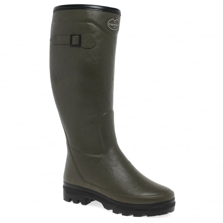 Le Chameau Country Lady Womens Wellingtons