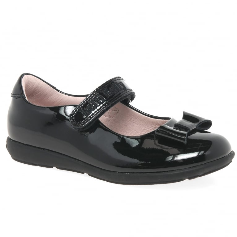 Lelli Kelly Perri Girls Infant Patent Leather Mary Jane School Shoes