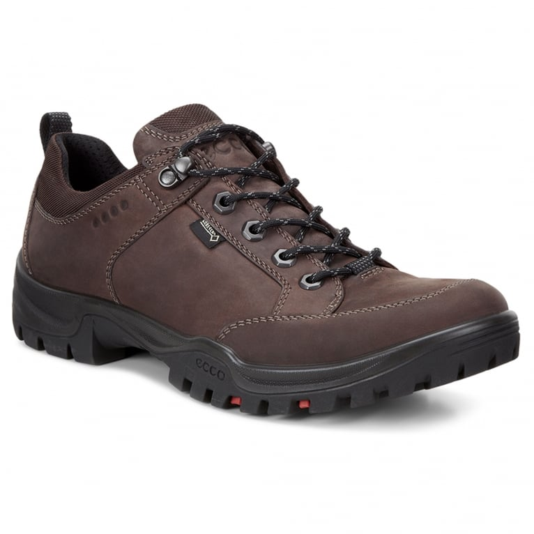 Ecco Xpedition III Nubuck Mens Waterproof Casual Shoes