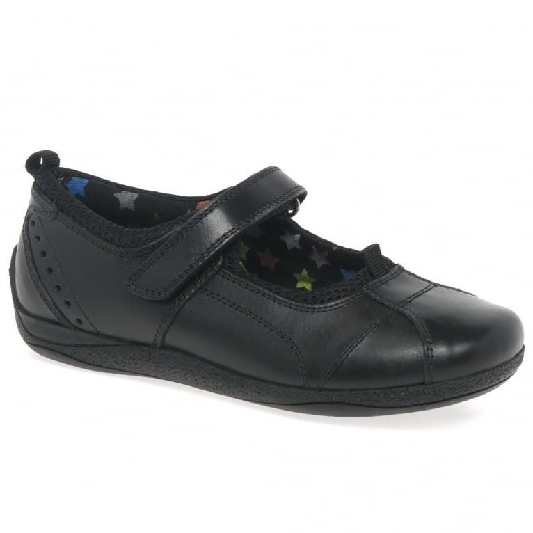 Hush Puppies Cindy Girls Junior Mary Jane School Shoes
