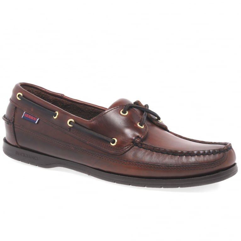 Sebago Schooner Mens Boat Shoes