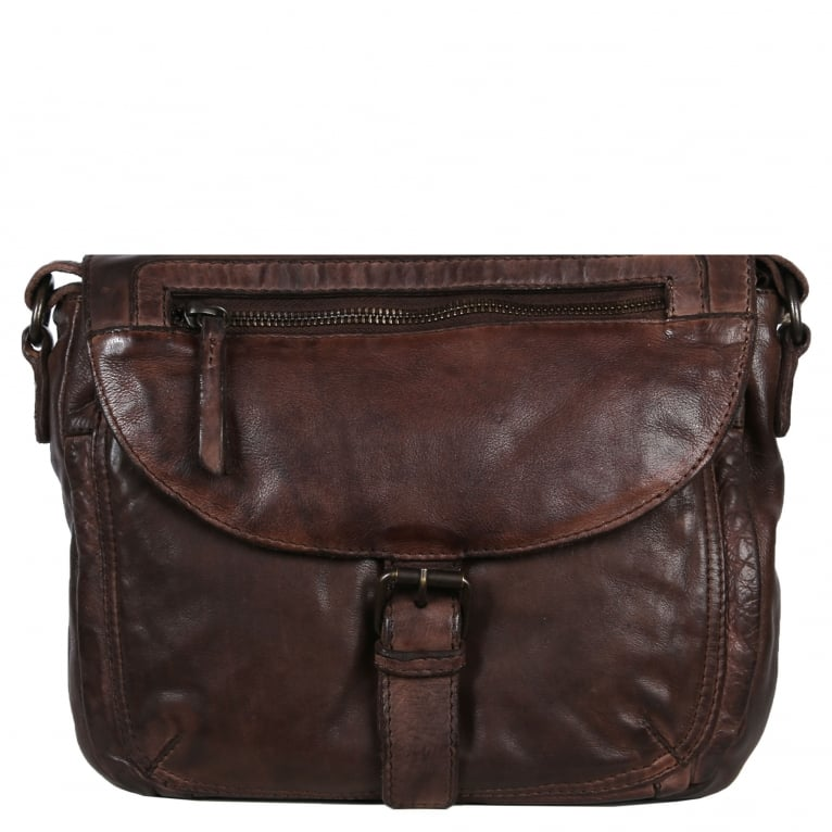 Gianni Conti Alessandria Womens Messenger Bag