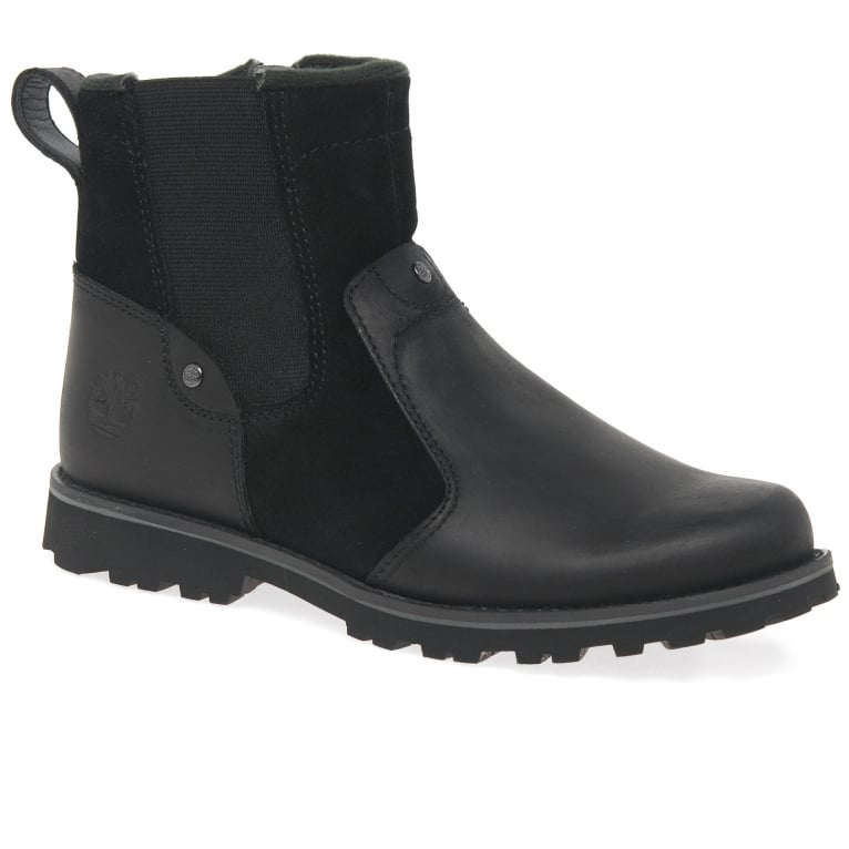Timberland Asphalt Trail Kids Youth Chelsea Boots