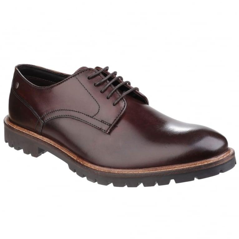 Base London Barrage Mens Formal Lace Up Shoes
