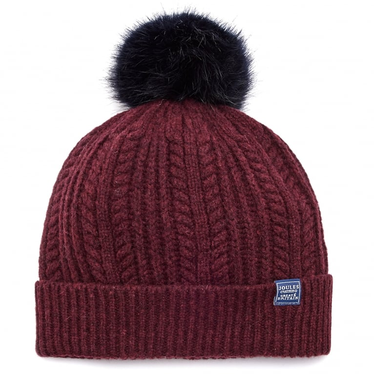 Joules Bobble Hat