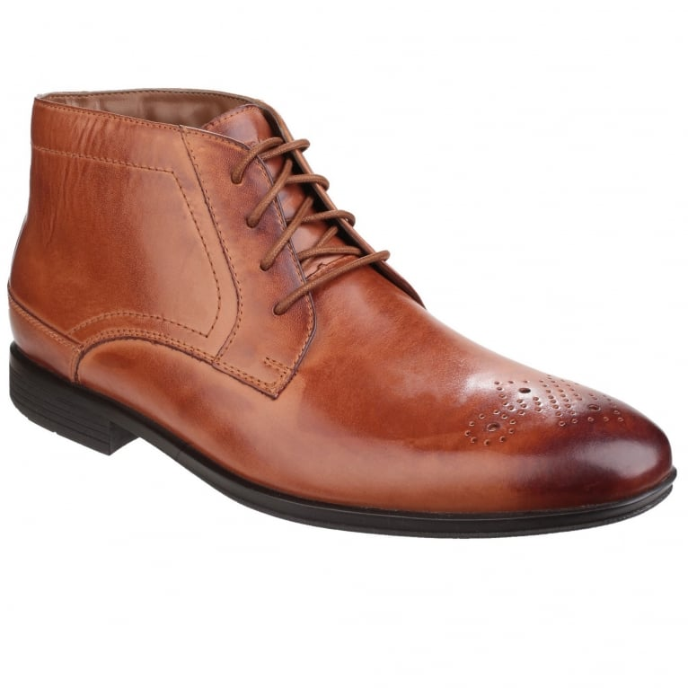 Rockport Style Connected Mens Lace Up Chukka Boots