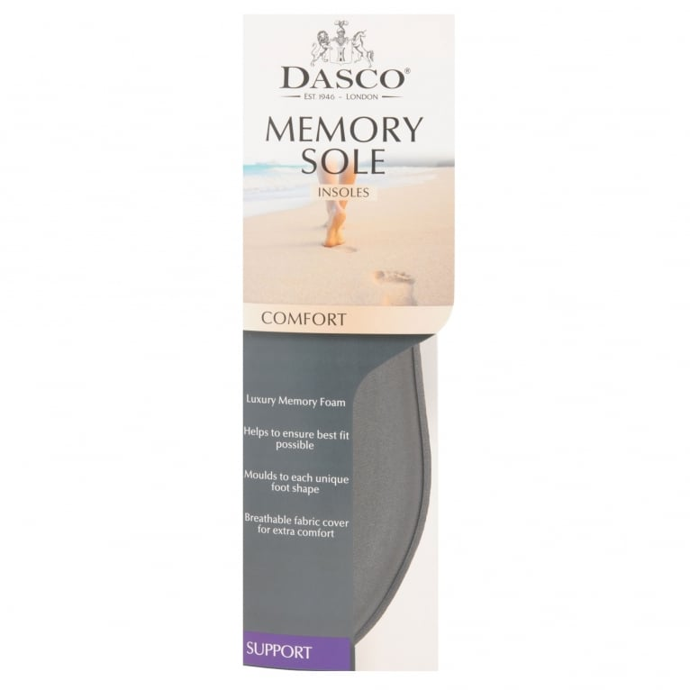 Dasco Memory Foam Insoles
