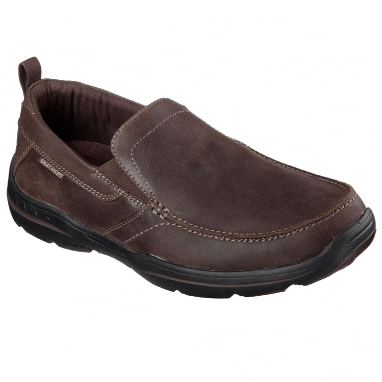 Skechers Harper Forde Mens Casual Slip On Shoes